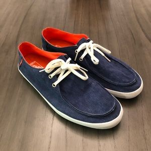 Vans Surf Siders boat deck shoes size 13